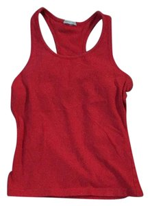 Old Navy Summer Racerback Athletic Work Out Tank Top Red