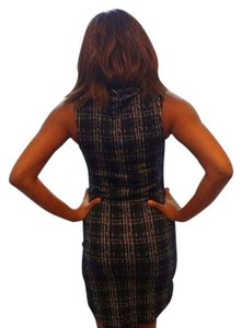TCEC short dress Navy and white. Fitted. on Tradesy