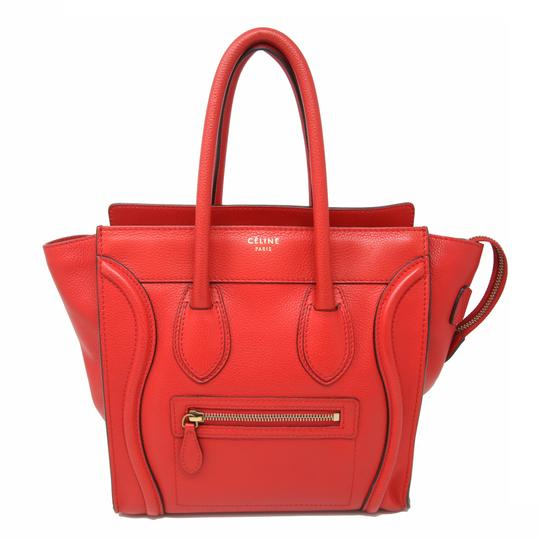 Preload https://img-static.tradesy.com/item/21944539/celine-luggage-limited-edition-micro-grained-shopper-scarlet-red-leather-satchel-0-1-540-540.jpg