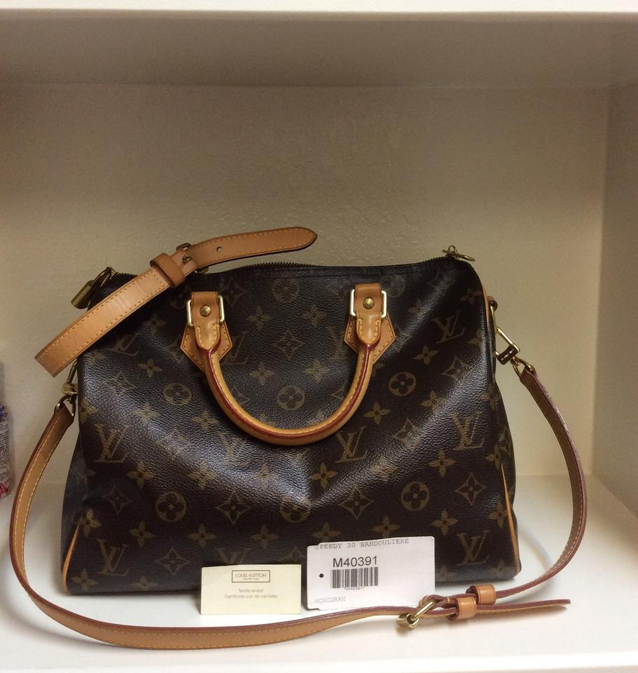 Louis Vuitton Speedy Speedy 30 Bandouliere Speedy Bandouliere Speedy 25 30  35 40 Shoulder Bag ... c85cc48c13066