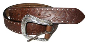 Ariat studded leather