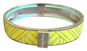 Tommy Bahama Sunswept tide bracelet solid yellow with silver