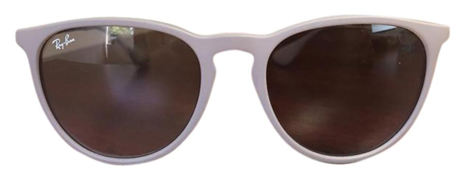 8c11e9a401 Ray-Ban Brown  Silver  Brown-violet Gradient Lenses Erika Classic ...