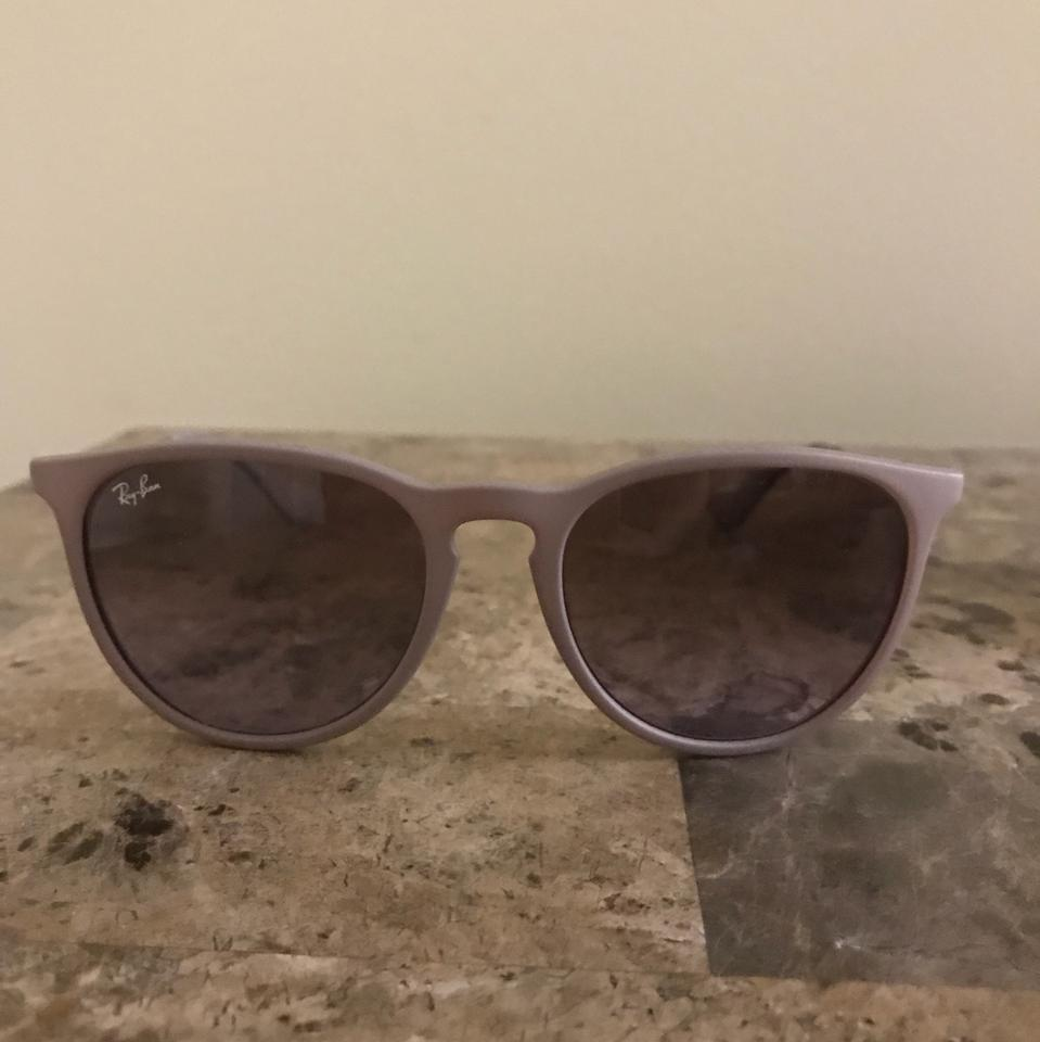 dc2172126eb6 Ray-Ban Brown  Silver  Brown-violet Gradient Lenses Erika Classic ...