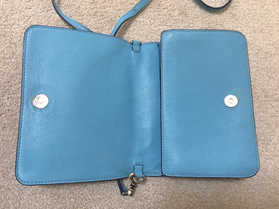 Blue All Body Burch Tory Bag Leather Combo T Cross nazx6