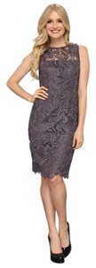 Adrianna Papell Formal Slimming Lace Nwt Dress