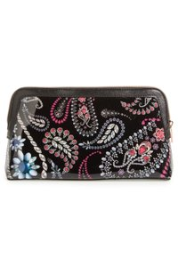 Ted Baker London Malliy Large Cosmetics Case In Black