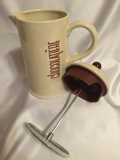 LaCafetie're La Chocolatie're Hot Chocolate / Milk Frother / Tea & Coffee Press