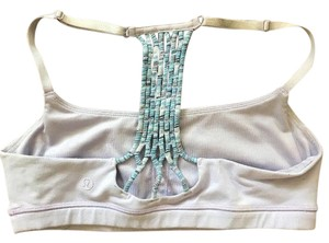Lululemon Lululemon True Self Bra, Lilac, Crochet, Size 6