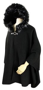 Other Fur Faux Fur Fur Cape Fur Shawl Coat
