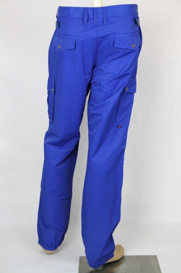 Gucci Blue Men's Casual Pants Brb Web Detail 54 / Us 38 353587 4372 Groomsman Gift Image 3