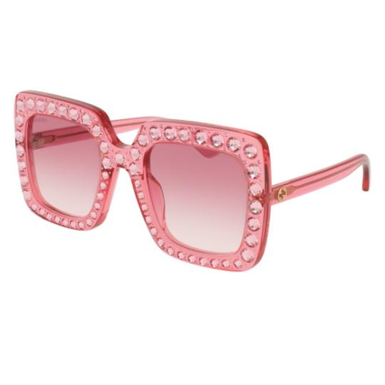 Preload https://img-static.tradesy.com/item/21950216/gucci-pink-gg0148s-sunglasses-0-0-540-540.jpg