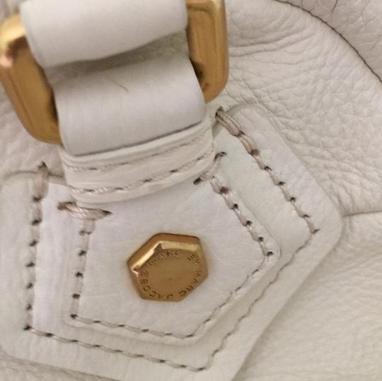 Marc by Marc Jacobs Satchel in Cream Image 2