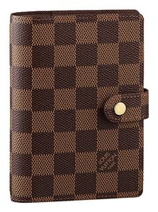 Louis Vuitton Louis Vuitton Small Ring Damier Agenda