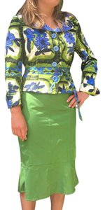 Chaiken Skirt Green
