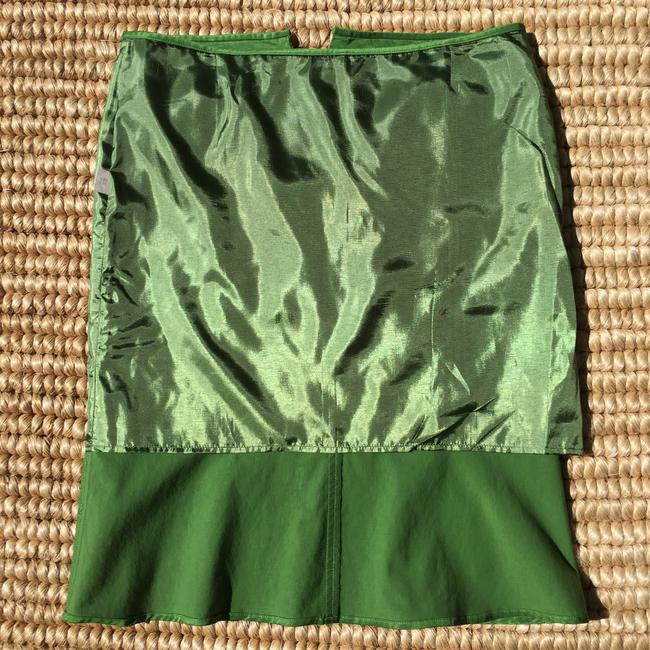 Chaiken Skirt Green Image 5