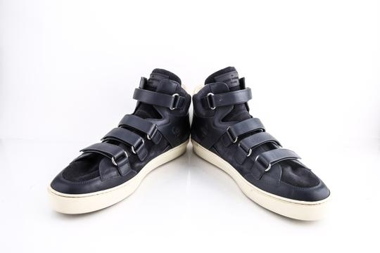 Louis Vuitton * Strap High Top Suede Sneakers Shoes Image 5