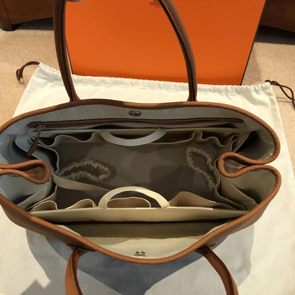 Hermès Garden Party 36 Gold Leather Tote - Tradesy fb2f89fcff73f