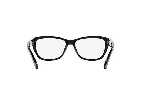 Emporio Armani EA3084-5017 Rectangle Women's Black Frame Genuine Eyeglasses Image 2