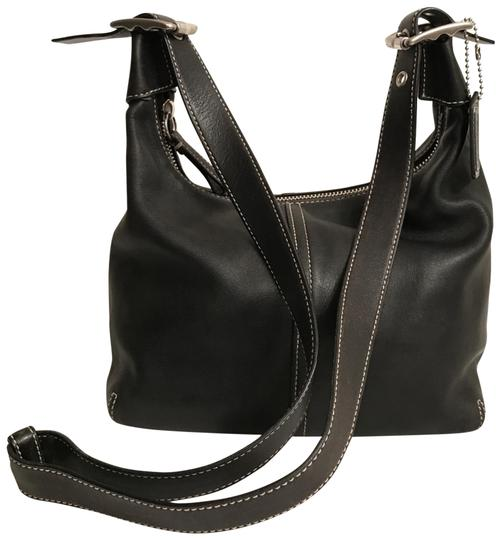 Preload https://img-static.tradesy.com/item/21951008/coach-convertible-lagacy-9566-black-silver-leather-cross-body-bag-0-1-540-540.jpg