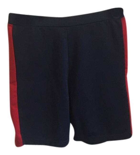 Moretultra Navy and red Shorts