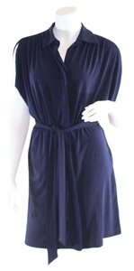 Suzi Chin Navy Dress