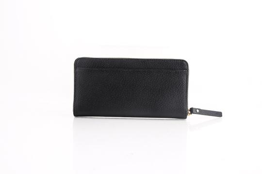 Kate Spade * Kate Spade Nede Grove Street Zip Around Wallet Black Image 3