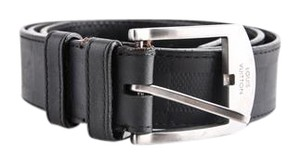 Louis Vuitton * Louis Vuitton Damier Infini Belt Black