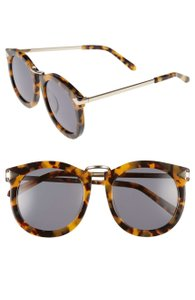 b954094e382 Karen Walker KAREN WALKER SUPER LUNAR - ARROWED BY KAREN 52 MM SUNGLASSES   270 MSRP