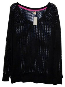 Lane Bryant NEW W/ TAGS!!!! Lane Bryant Fishnet Long Sleeve Top (14/16 - 1X)