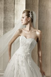 Pronovias Jenny Pronovias Dress Wedding Dress