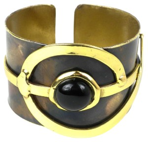 Brass Images Onyx Note Cuff