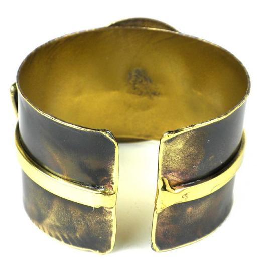 Brass Images Onyx Note Cuff Image 1