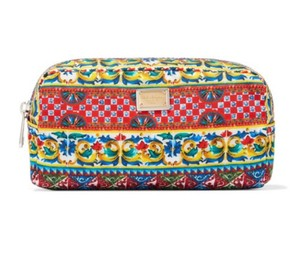 52efdc79dde8 Dolce Gabbana Cosmetic Bags - Up to 70% off at Tradesy