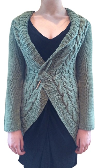 Anthropologie Cable Knit Sweater