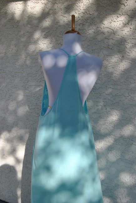light blue Maxi Dress by ocean breeze Image 1