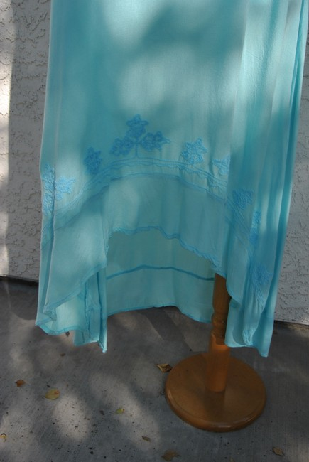 light blue Maxi Dress by ocean breeze Image 6