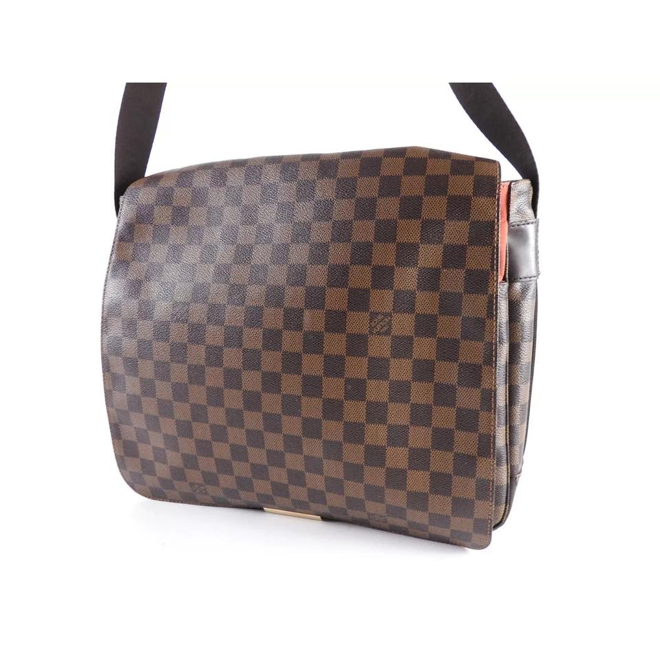 ec715b40256b Louis Vuitton Bastille Azur Shoulder Crossbody Business Brown Damier ...
