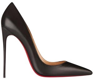 Christian Louboutin leather 120 M Pumps