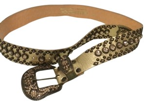 LeatherRock Leather Belt