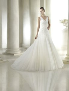 St. Patrick Sauville Wedding Dress