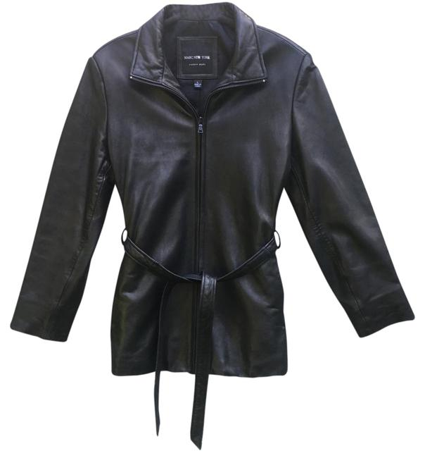 Preload https://img-static.tradesy.com/item/21953346/marc-new-york-brown-belted-leather-jacket-size-12-l-0-4-650-650.jpg