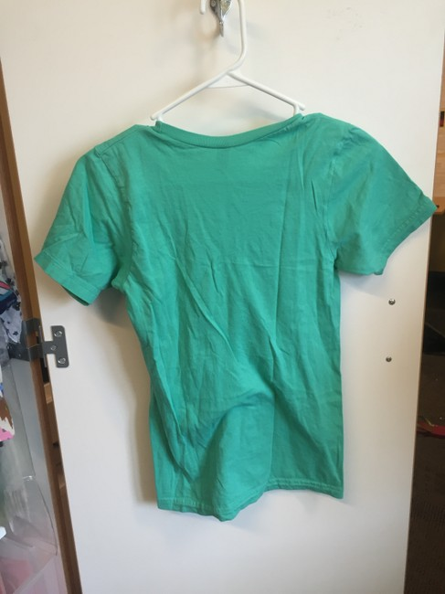 American Apparel T Shirt Mint