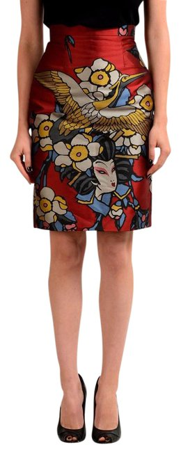 Dsquared2 Skirt Multi-Color Image 0