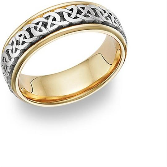 Preload https://img-static.tradesy.com/item/21953828/apples-of-gold-silver-caer-celtic-knot-14k-two-tone-all-sizes-women-s-wedding-band-0-0-540-540.jpg