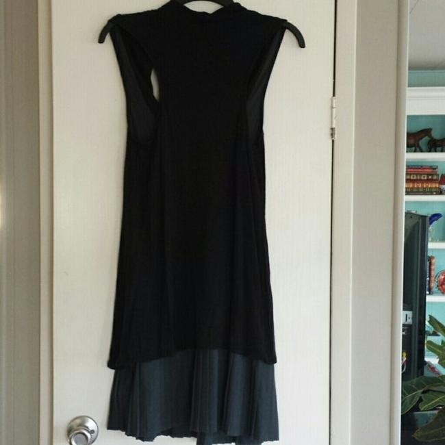 Free People short dress black and gray on Tradesy Image 1