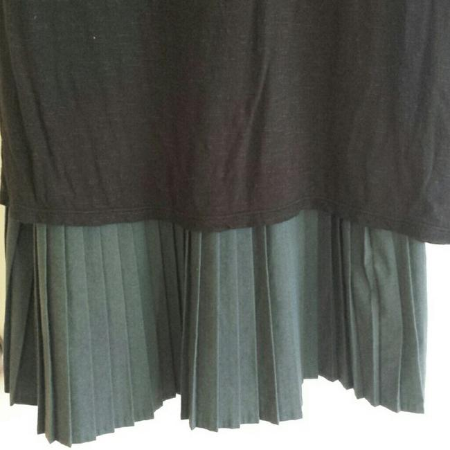 Free People short dress black and gray on Tradesy Image 4