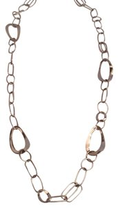 Ippolita glamazon wavy link chain sterling silver necklace