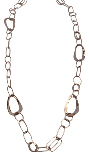 Preload https://img-static.tradesy.com/item/21955183/ippolita-silver-glamazon-wavy-link-chain-sterling-necklace-0-2-540-540.jpg