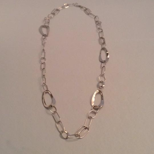 Ippolita glamazon wavy link chain sterling silver necklace Image 1